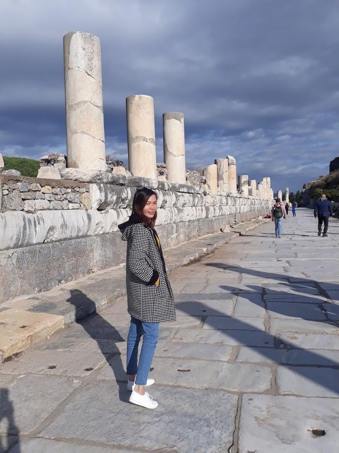 Khám phá thành phố cổ đại Ephesus