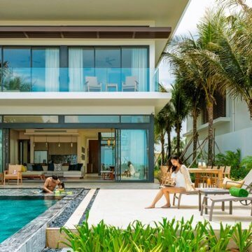 THE LEVEL 3-BEDROOM VILLA WITH PRIVATE POOL