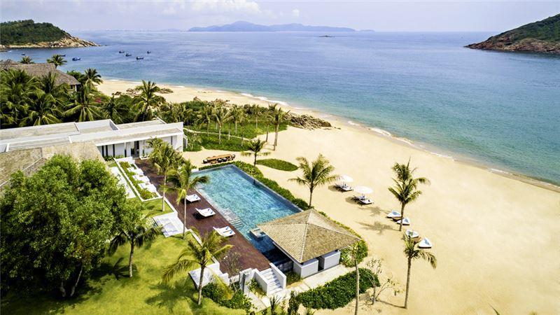 Biệt thự có Hồ bơi Hướng biển Anantara