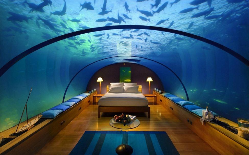 Khách sạn thủy cung Dubai