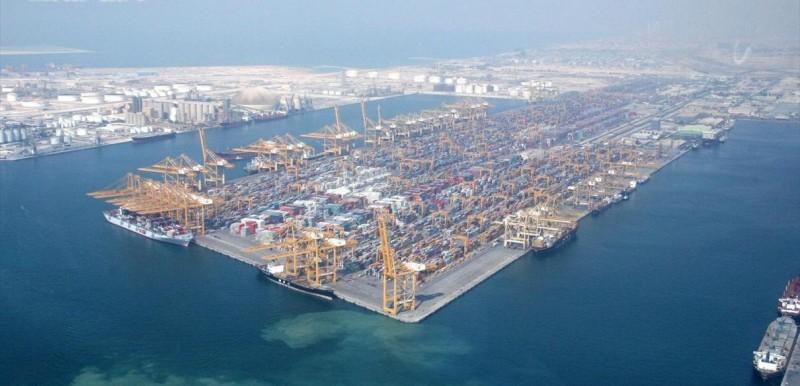 Cảng nhân tại lớn nhất thế giới