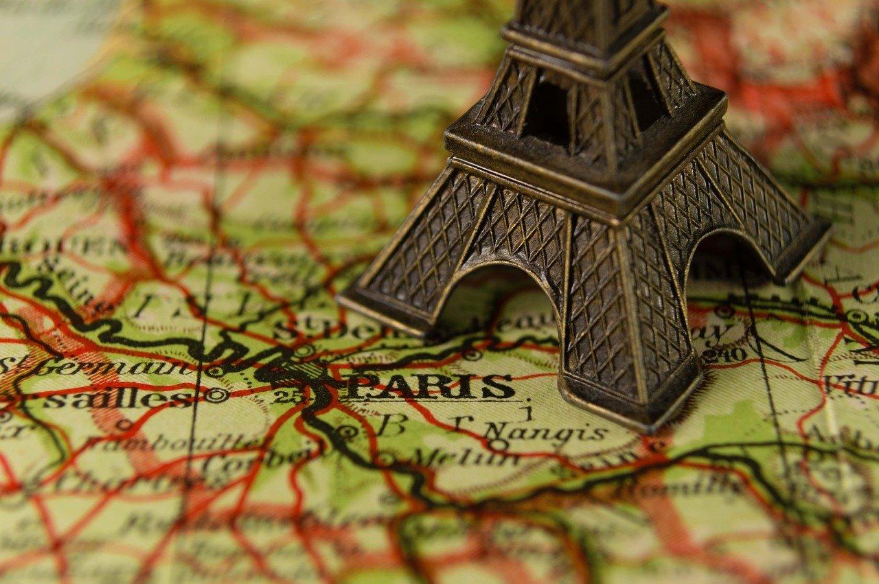 Paris - Kinh đô ánh sáng