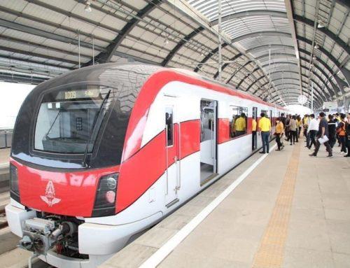Nhà ga đường sắt lớn nhất Đông Nam Á?