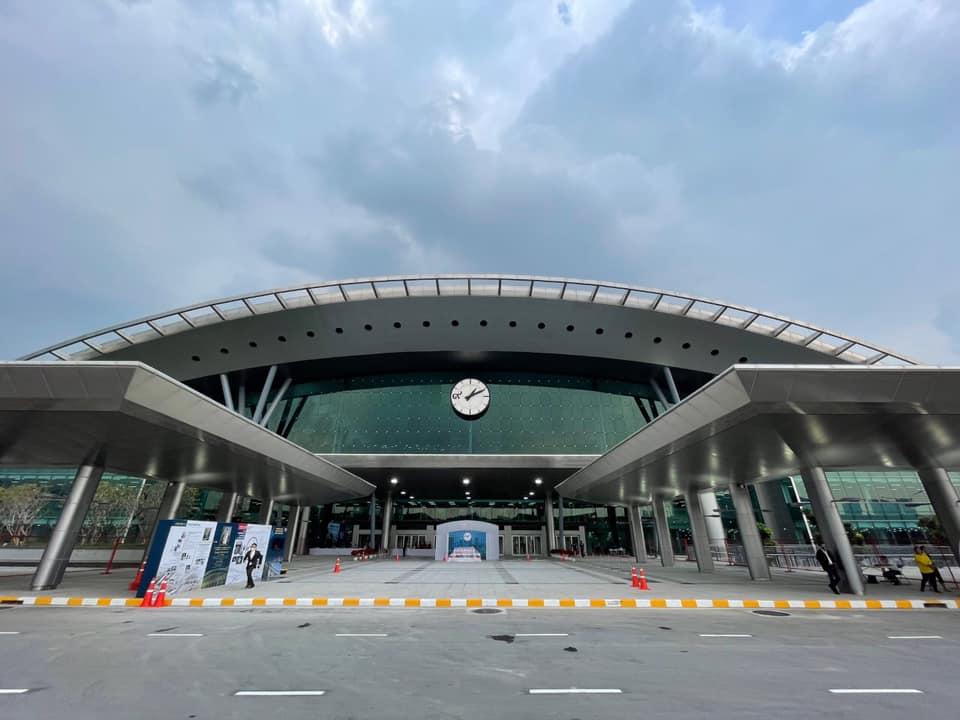 Nhà ga lớn nhất đông nam á