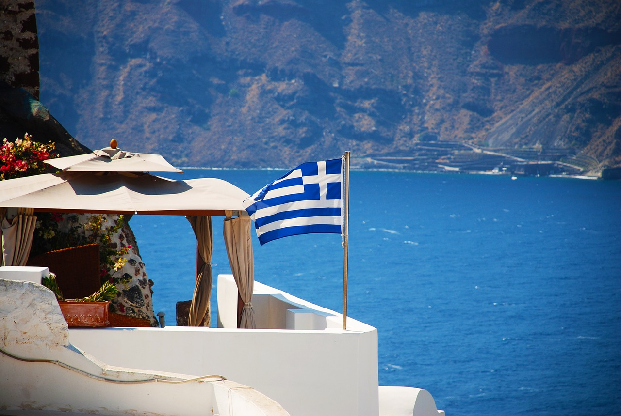 Santorini Hi Lạp
