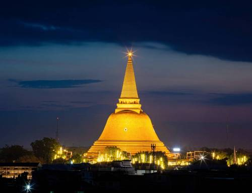 Những Điểm Tham Quan Nổi Bật Của Tỉnh Nakhon Pathom Thái Lan.